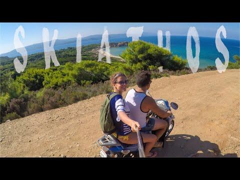 Trip to Skiathos Island • Greece Travel Tour