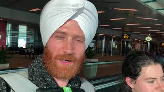 Vlog 102: the perfect turban, time to fly again