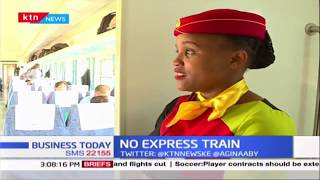 SGR makes changes on express train services schedule