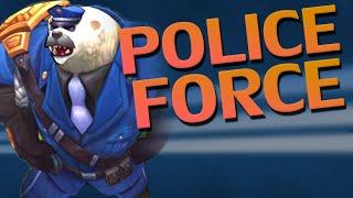 ♥ POLICE FORCE - Sp4zie Funcut #8