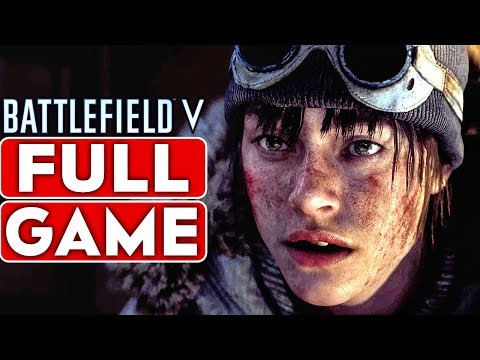 BATTLEFIELD 5 Campaign Gameplay Walkthrough Part 1 FULL GAME [1080p HD 60FPS PC] - No Commentary