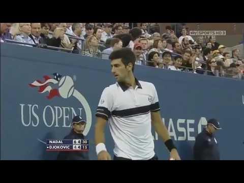 Rafael Nadal vs Novak Djokovic US Open 2010 FINAL