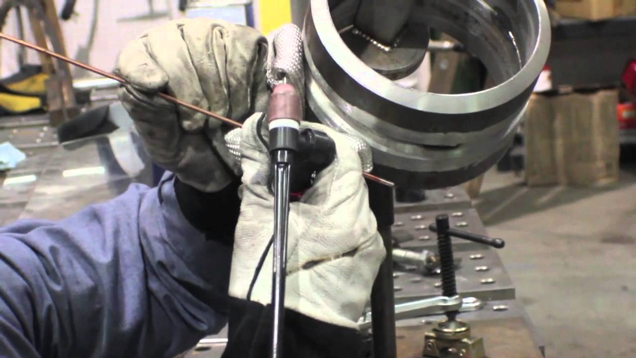 6g Pipe Welding Test - Tips for Root Pass - YouTube