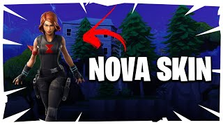 "Fortnite-a Skin that will turn rare ""black Widow"""