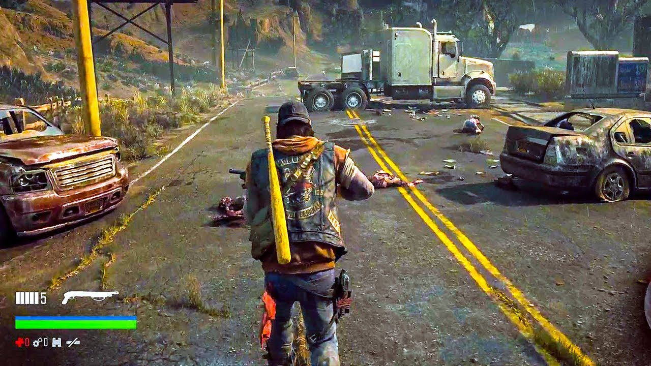 Image result for Days Gone gameplay