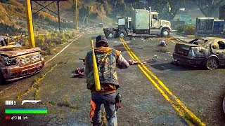 DAYS GONE - E3 2018 Gameplay Demo...