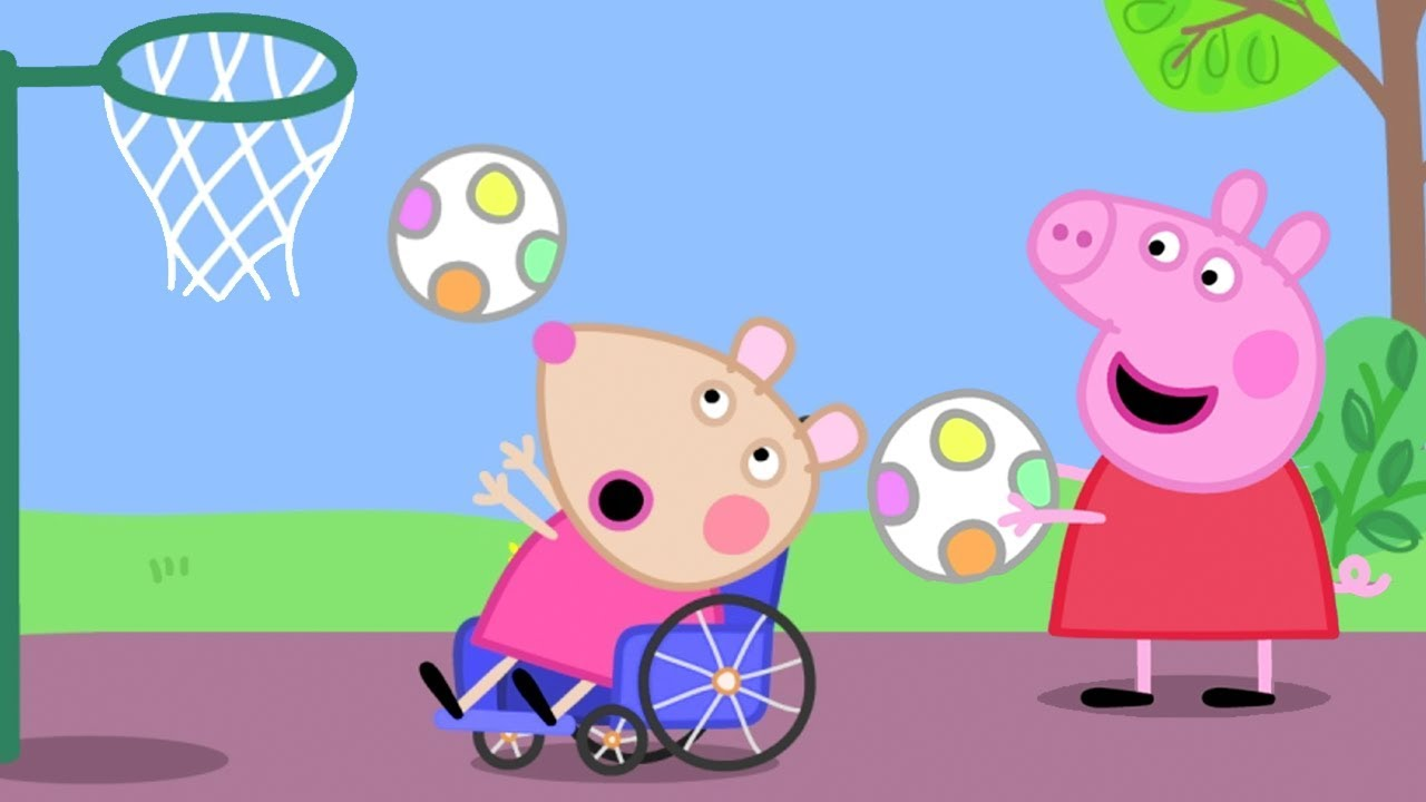 Peppa Pig English Episodes | Meet Mandy Mouse Now! #7 | Peppa Pig