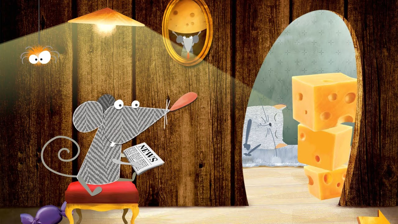 Funny Yummy: Cute Lunchtime Stories - iPad App For Kids