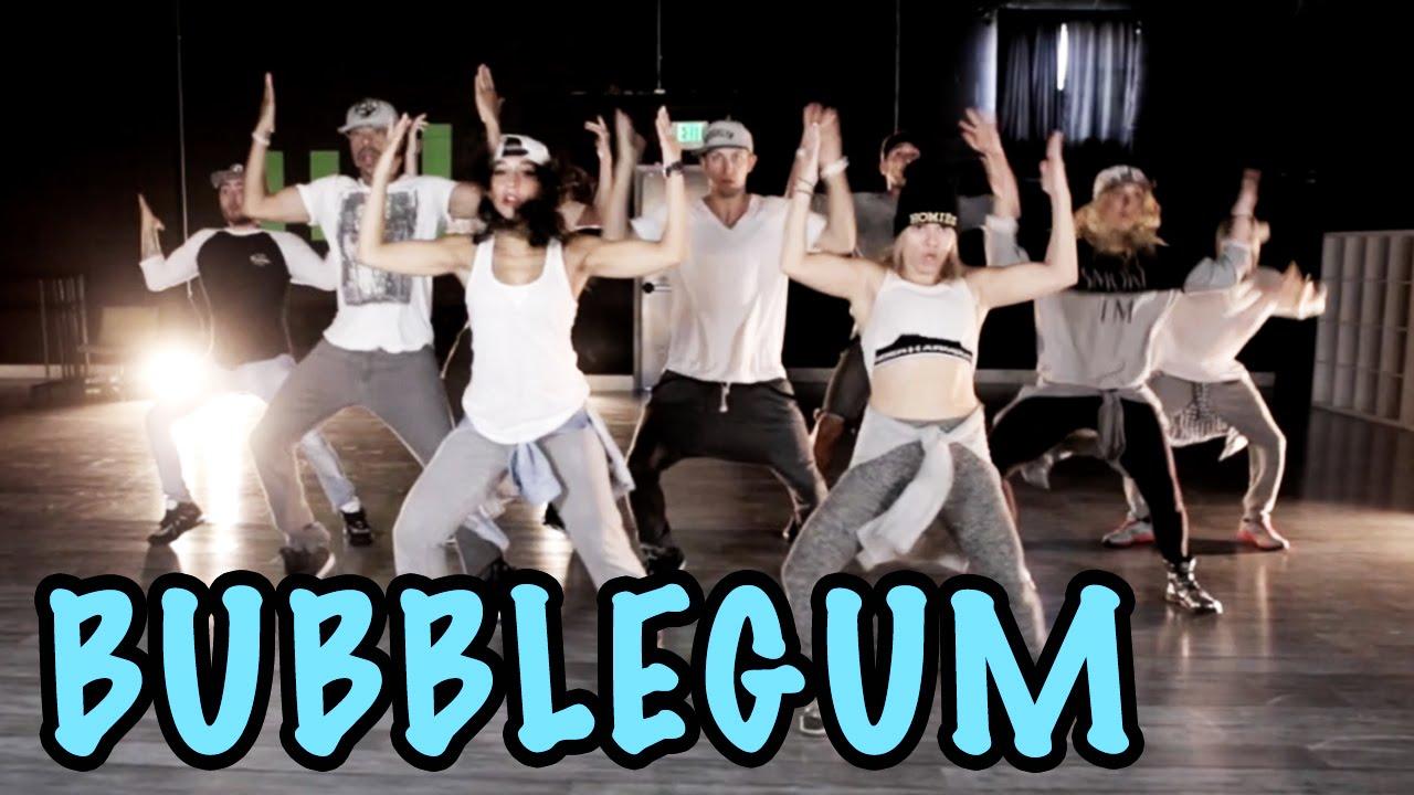 BUBBLEGUM - Jason Derulo ft Tyga Dance | @MattSteffanina Choreography