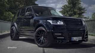 LUMMA Design Range Rover Sport 2014 Videos