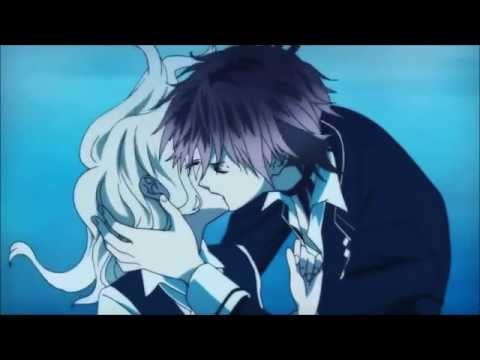 AMV - Crazy in love Anime Kisses