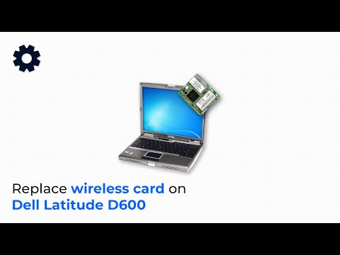DELL LATITUDE C600 WIRELESS CARD DRIVERS DOWNLOAD FREE