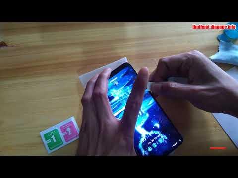 Kính cường lực - Cách tháo miếng dán cường lực cũ trên điện thoại