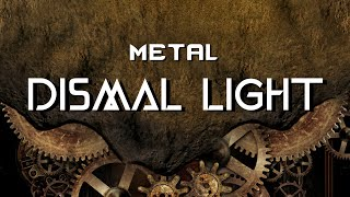 Heavy Metal Music Dismal Light by Legna Zeg Royalty Free