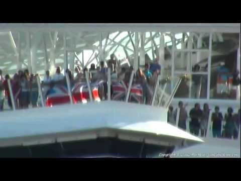 Patriotic Brits Cruise on Allure of the Seas - 9/30/2012