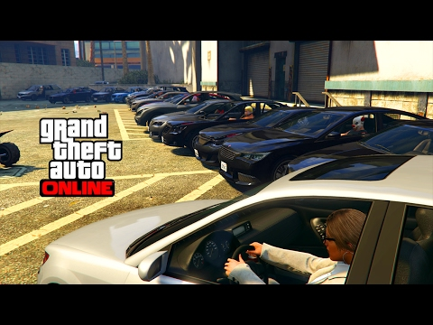 TOP CUSTOMISATION GTA 5 ONLINE