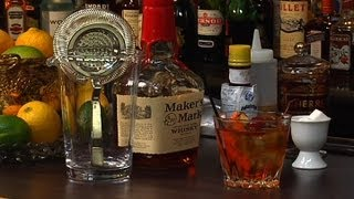 Old Fashioned Cocktail - The Cocktail Spirit With Robert Hess - Small Screen