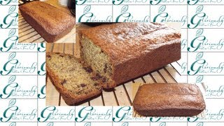 Gloriously Gluten Free: Chocolate Chip Banana Bread
