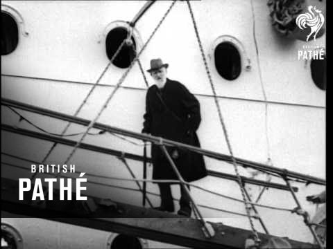 George Bernard Shaw In U.S.A. (1930-1933)