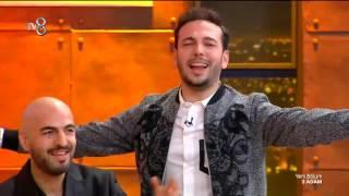 İbrahim ve Mehmet Demirkol, Oğuzhan,Müjde Uzman ve Soner Sarıkabadayı'ya karşı | 3 Adam Video