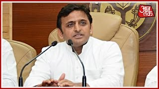 Panchayat AajTak: Akhilesh Yadav Speaks On UP Polls