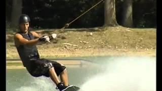 Teleski nautique Moncontour Active Park - wakeboard