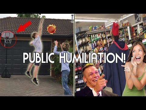 PUBLIC HUMILIATION BASKETBALL FORFEIT