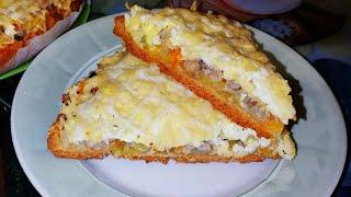 Рыбный пирог / Особенное тесто