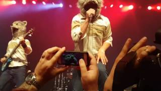 top tier mobile quality :P Man With a Mission live in Tuska 2016, F...