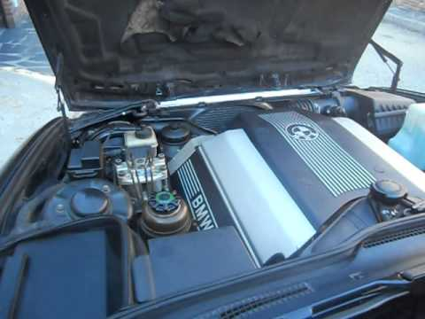 bmw 540i e34 v8 engine start youtube. Black Bedroom Furniture Sets. Home Design Ideas