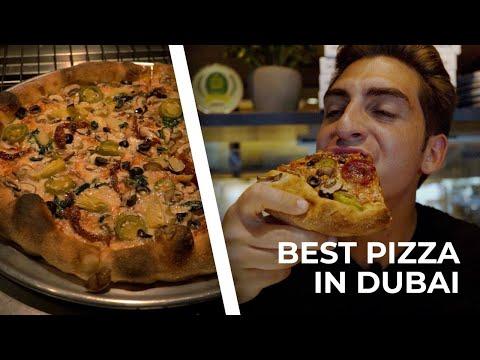 Dubai Food Guide – Dubai's Best Pizza's #Dubaifoodtour #Dubaifoodvlogs #dubaifoodguide #dubaifood