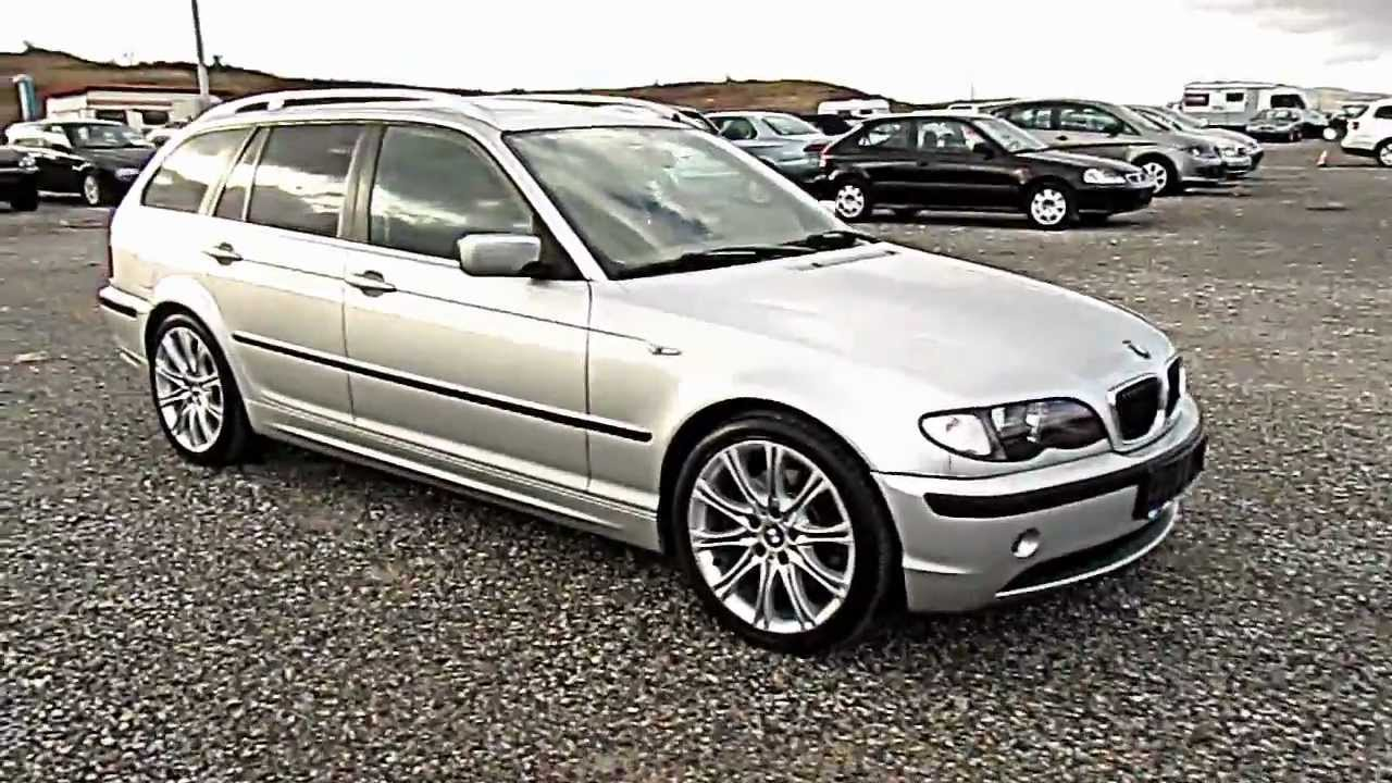 bmw 330d touring youtube. Black Bedroom Furniture Sets. Home Design Ideas