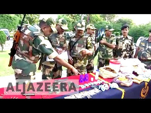 Pakistan-based group attacks Indian army base in Kashmir