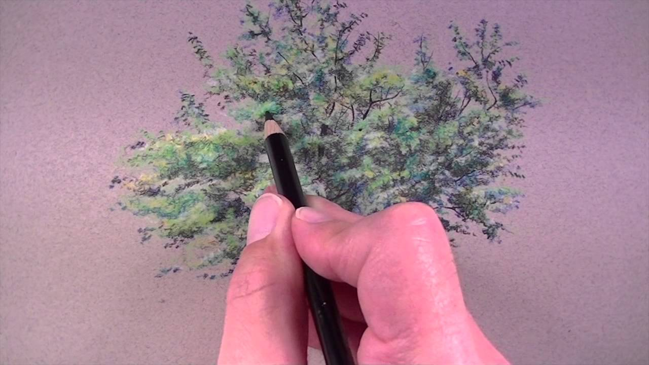 How to draw with colored pencils - How To Draw With Colored Pencils 16