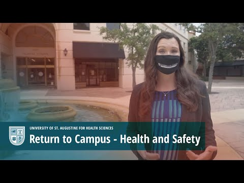 Return to Campus – Health & Safety: Hear from Our Students Video