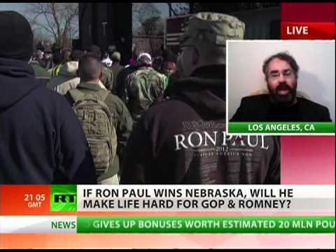 Ron Paul Revolution: bigger than just Ron Paul?