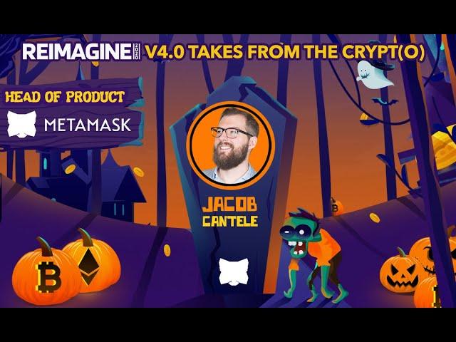 Jacob Cantele - MetaMask - Creating a Better Internet