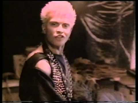 Billy idol hot in the city