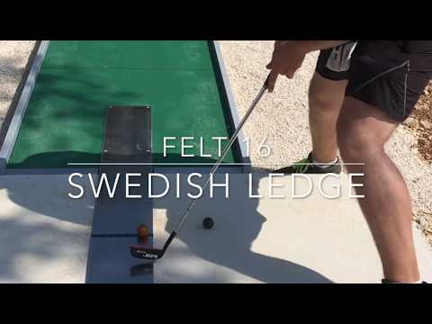 Felt Lane 16 - Swedish Ledge (World Championships 2017)