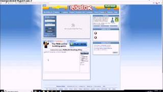 ROBLOX HOW TO HACK INTO BUILDERMAN'S ACCOUNT (2010) WORKING NO HACKS OR PROGRAMS REQUIRED!!!