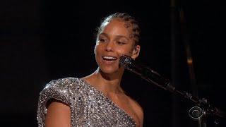 Alicia Keys - Piano Medley   2020 GRAMMYs