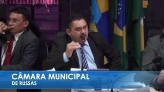 José Maria aluno da Escola Matoso Filho - Pronunciamento 21 03 2017