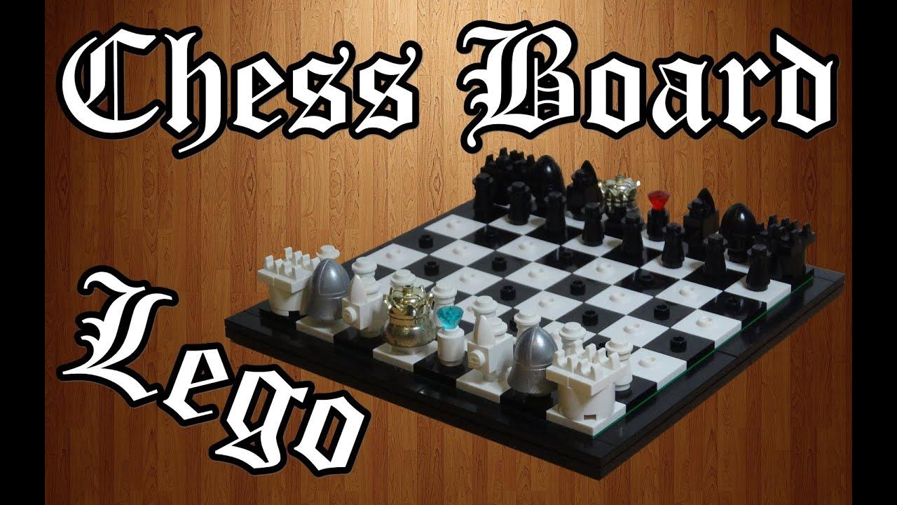 Серия LEGO® PIRATES вернулась ? ШАХМАТЫ ПИРАТЫ! LEGO Pirates Chess .