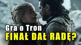 FINAŁ GRY O TRON - uratował czy pogrążył serial? Game of Thrones, odcinek 6 sezon 8 RECENZJA