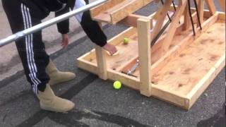 Physics Catapult Outdoor