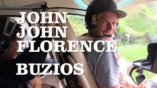 Um dia de Búzios com John John Florence | Bastidores da Etapa Rio Pro 2017 | WSL Saquarema