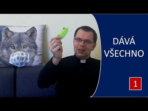 4. neděle postní - kázání pro děti (P. Roman Vlk)
