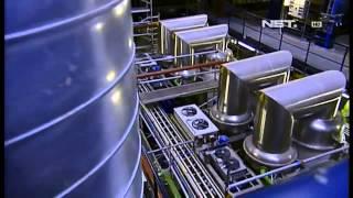IMS - Sampah menjadi energi listrik