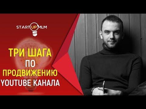 видео: Как развивать/ раскрутить youtube канал в МЛМ бизнесе