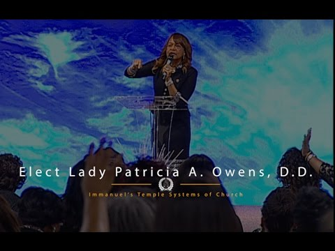 Put On 2017! - Elect Lady Patricia A. Owens, D.D.